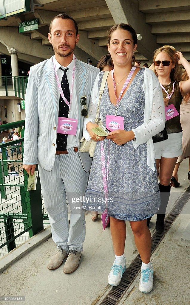 Evian VIP Suite - Wimbledon