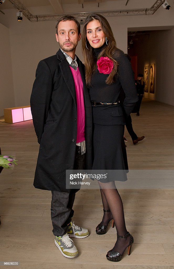 Phillips De Pury & Company Host Private View Of Contemporary Art