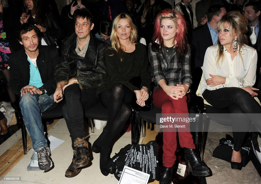 James Small Menswear A/W 2012 At Vauxhall Fashion Scout - Front Row