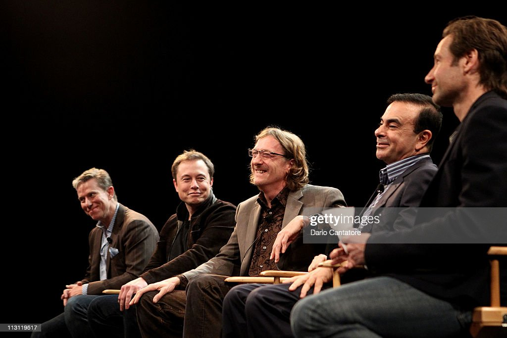 "Tribeca Talks After The Movie: ""Revenge of the Electric Car"" At the 2011 Tribeca Film Festival"