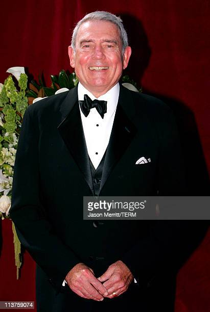 Dan Rather during 57th Annual Primetime Emmy Awards Arrivals at The Shrine in Los Angeles California United States