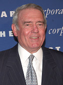 Dan Rather during The Inauguration of The Hearst Tower at The Hearst Tower in New York City New York United States