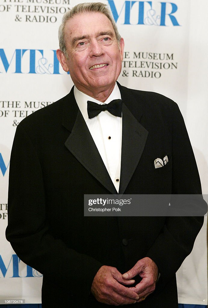 <a gi-track='captionPersonalityLinkClicked' href=/galleries/search?phrase=Dan+Rather&family=editorial&specificpeople=209204 ng-click='$event.stopPropagation()'>Dan Rather</a> during The Museum Of Television & Radio To Honor CBS News's <a gi-track='captionPersonalityLinkClicked' href=/galleries/search?phrase=Dan+Rather&family=editorial&specificpeople=209204 ng-click='$event.stopPropagation()'>Dan Rather</a> And Friends Producing Team at The Beverly Hills Hotel in Beverly Hills, CA, United States.