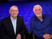 Dan Rather interviews Kenny Rogers for 'The Big Interview With Dan Rather' airs later this Summer Interview taped at the Country Music Hall of Fame...