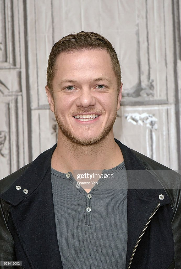 Dan Reynolds of Imagine Dragons attends The Build Series to discuss his new special project 'This AS Life' at AOL HQ on November 15, 2016 in New York City.