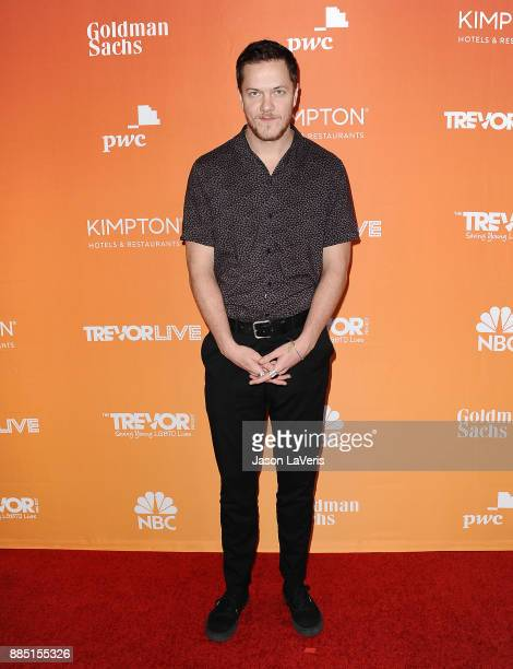 Dan Reynolds of Imagine Dragons attends The Trevor Project's 2017 TrevorLIVE LA at The Beverly Hilton Hotel on December 3 2017 in Beverly Hills...