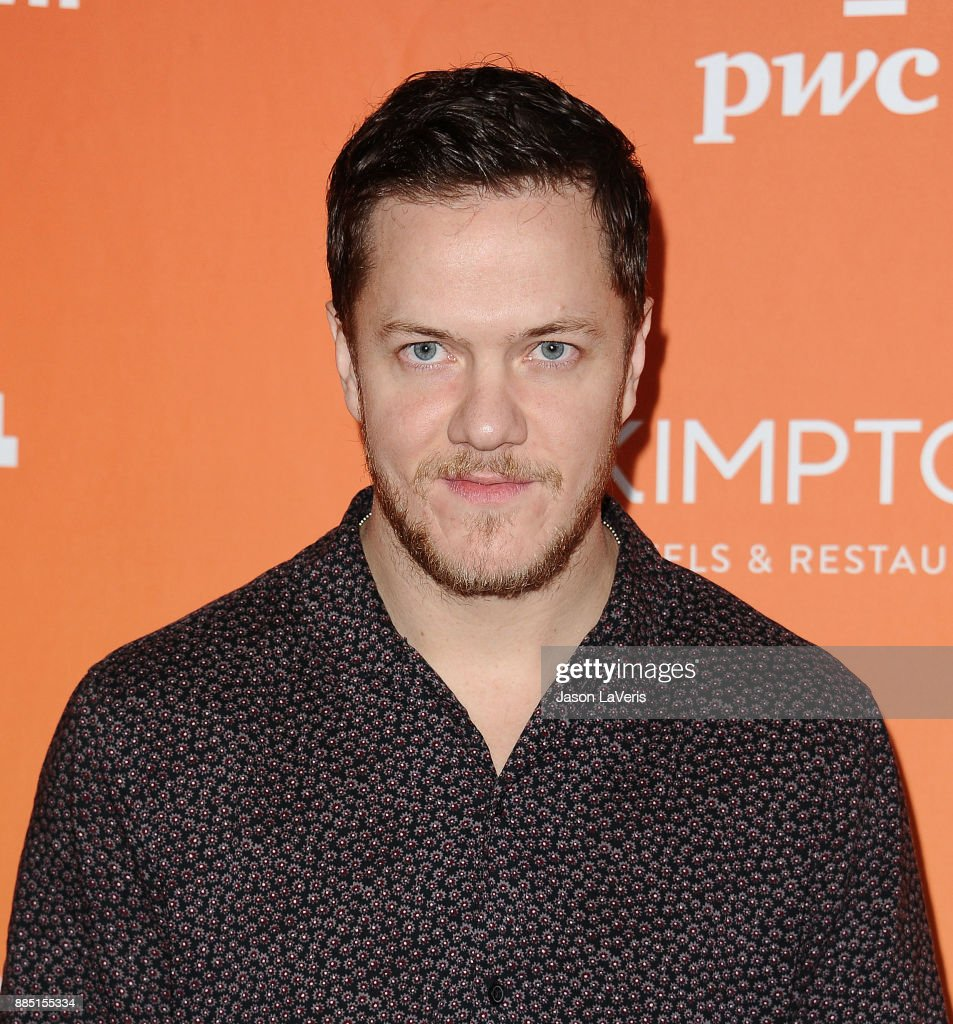 Dan Reynolds of Imagine Dragons attends The Trevor Project's 2017 TrevorLIVE LA at The Beverly Hilton Hotel on December 3, 2017 in Beverly Hills, California.