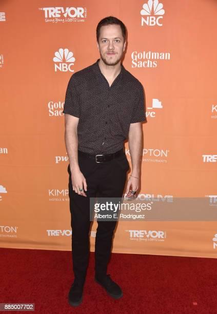 Dan Reynolds of Imagine Dragons attends The Trevor Project's 2017 TrevorLIVE LA on December 3 2017 in Beverly Hills California