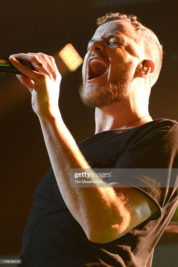 <a gi-track='captionPersonalityLinkClicked' href=/galleries/search?phrase=Dan+Reynolds&family=editorial&specificpeople=8995077 ng-click='$event.stopPropagation()'>Dan Reynolds</a> of Imagine Dragons performs as part of the iTunes Festival at the Moody Theater on March 11, 2014 in Austin, Texas.