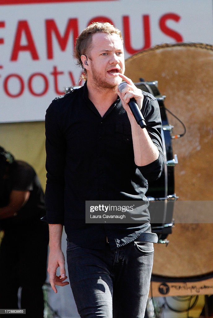 <a gi-track='captionPersonalityLinkClicked' href=/galleries/search?phrase=Dan+Reynolds&family=editorial&specificpeople=8995077 ng-click='$event.stopPropagation()'>Dan Reynolds</a> of Imagine Dragons performs at Rumsey Playfield on July 5, 2013 in New York City.