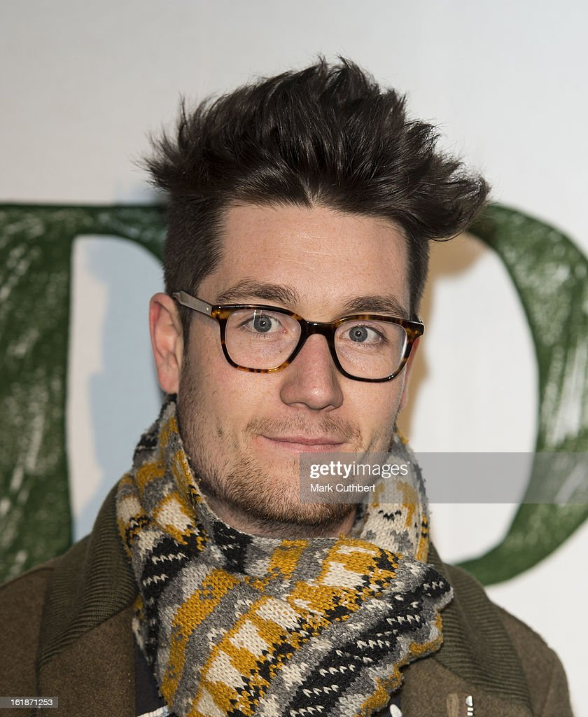 Dan Richie attends a special screening of Stoker at Curzon Soho on February 17, 2013 in London, England.