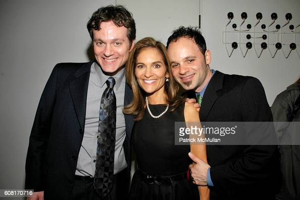 Dan Schloss Joy Bauer and Glenn Schloss attend Cocktail Party Celebrating FOOD CURES by The Today Show's Nutritionist JOY BAUER Hosted by Jessica...
