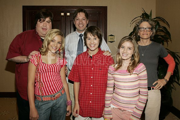Dan Schneider Jamie Lynn Spears Scott Fellows Creator Of Neds Filmmagic 109564046