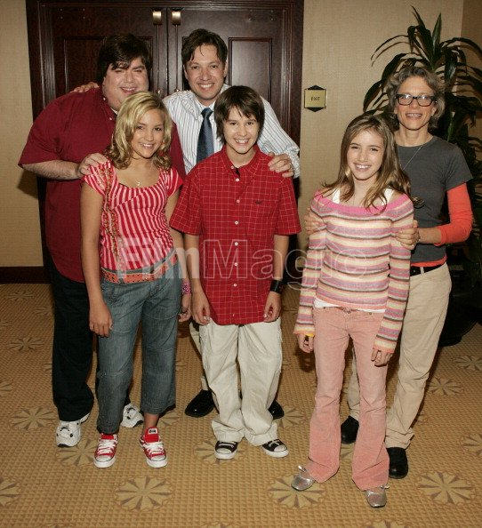 Dan Schneider Jamie Lynn Spears Scott Fellows Creator Of Neds Filmmagic 109564048