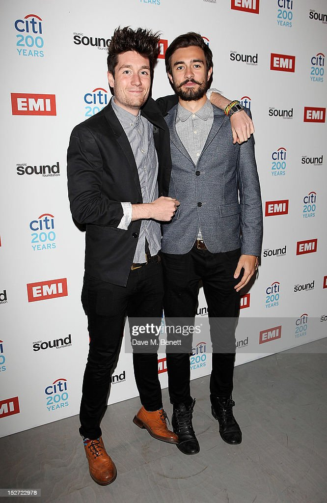 EMI Music Sound Foundation Fundraising Party - Inside Arrivals