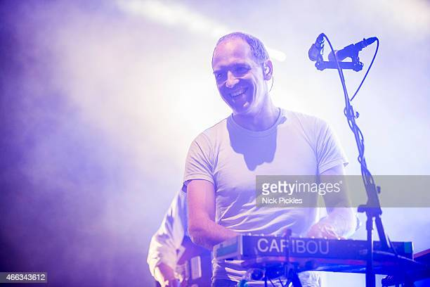 Dan Snaith of Caribou performs at O2 Academy Brixton on March 14 2015 in London England