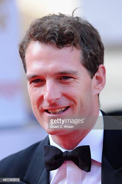 Dan Snow attends the Arqiva British Academy Television Awards at Theatre Royal on May 18 2014 in London England