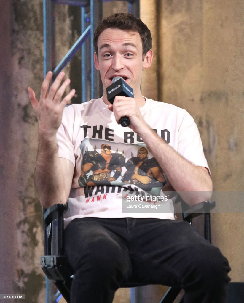 Dan Soder attends AOL Speaker Series to discuss 'Not Special' at AOL Studios In New York on May 25, 2016 in New York City.