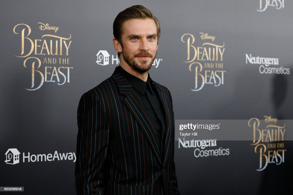Dan Stevens attends the 'Beauty and the Beast' New York screening at Alice Tully Hall, Lincoln Center on March 13, 2017 in New York City.