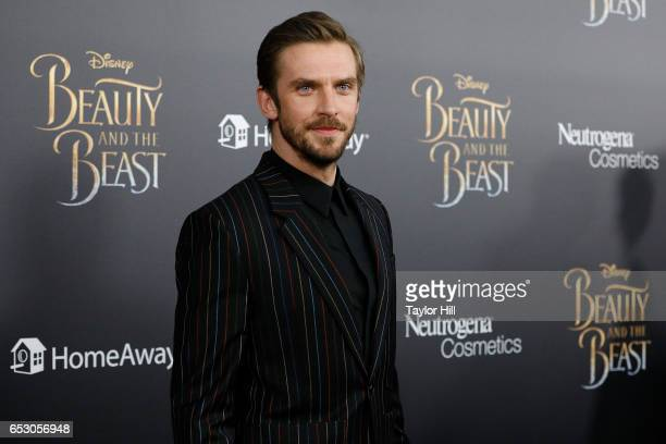 Dan Stevens attends the 'Beauty and the Beast' New York screening at Alice Tully Hall Lincoln Center on March 13 2017 in New York City