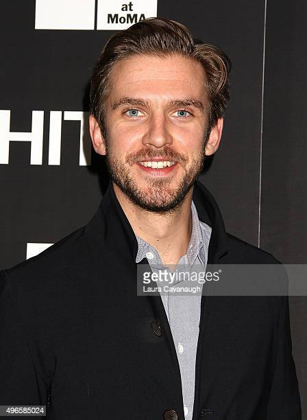 Dan Stevens attends the 'James White' New York Premiere at Museum of Modern Art on November 10 2015 in New York City