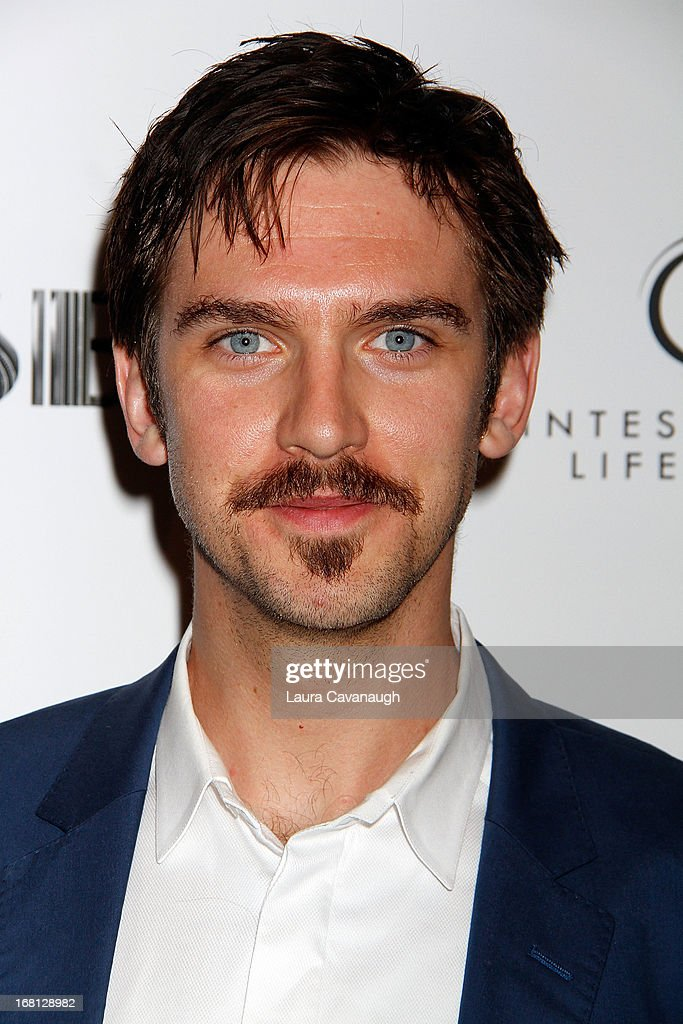 <a gi-track='captionPersonalityLinkClicked' href=/galleries/search?phrase=Dan+Stevens&family=editorial&specificpeople=678756 ng-click='$event.stopPropagation()'>Dan Stevens</a> attends the Pre-Met Ball screening of 'The Great Gatsby' at The Museum of Modern Art on May 5, 2013 in New York City.