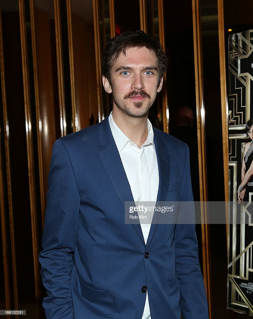 Dan Stevens attends the pre-Met Ball special screening of 'The Great Gatsby' after-party at The Top of The Standard on May 5, 2013 in New York City.