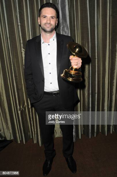 Dan Trachtenberg attends the 43rd Annual Saturn Awards at The Castaway on June 28 2017 in Burbank California