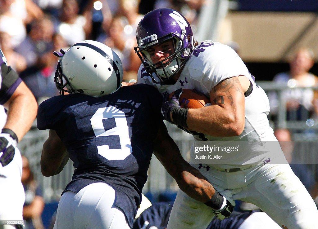 Northwestern v Penn State