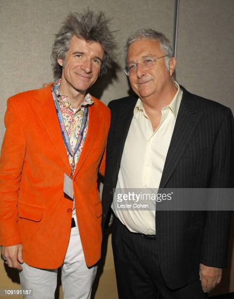 Dan Zanes and Randy Newman during ASCAP 'I Create Music' EXPO Day 1 at Renaissance Hotel in Hollywood California United States