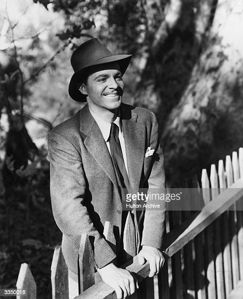Dana Andrews as Captain Tim in the film 'Tobacco Road' directed by John Ford and produced by 20th Century Fox