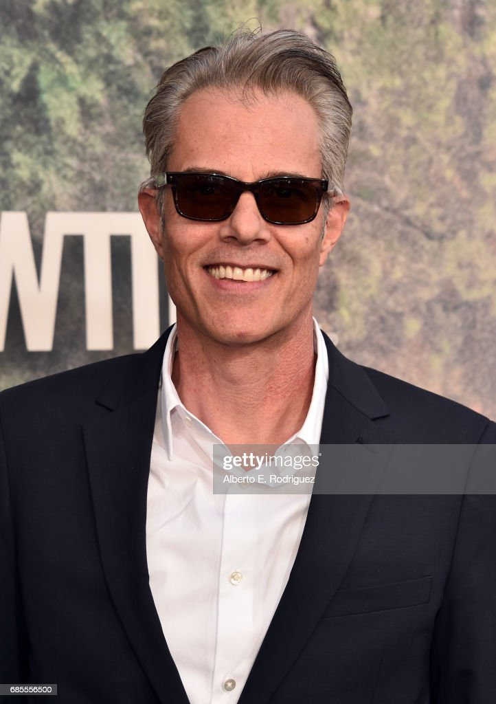 Dana Ashbrook attends the premiere of Showtime's 'Twin Peaks' at The Theatre at Ace Hotel on May 19, 2017 in Los Angeles, California.