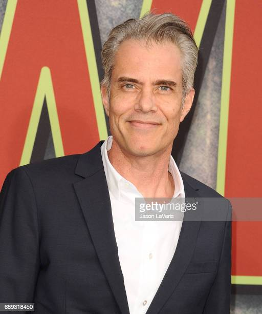 Dana Ashbrook attends the premiere of 'Twin Peaks' at Ace Hotel on May 19 2017 in Los Angeles California