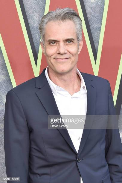 Dana Ashbrook attends the World Premiere Of Showtime's 'Twin Peaks' Arrivals at The Theatre at Ace Hotel on May 19 2017 in Los Angeles California