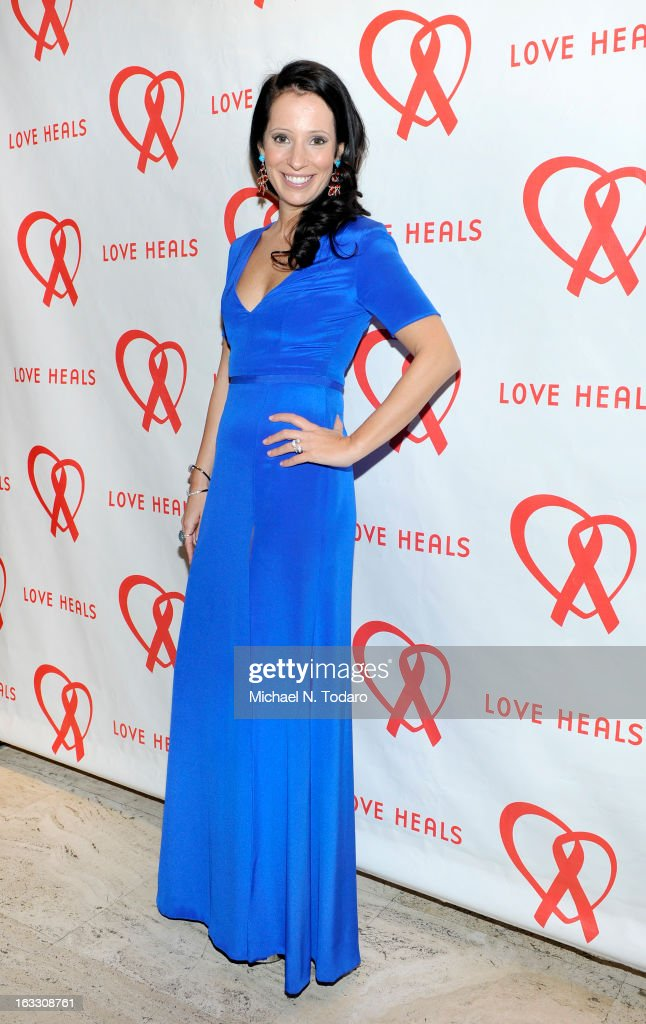 Dana Auslander attends the 2013 Gala By Love Heals at The Four Seasons Restaurant on March 7, 2013 in New York City.