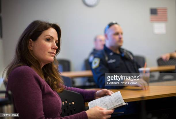 Dana Baldwin has been hired by South Portland Police Department as a behavioral health liaison