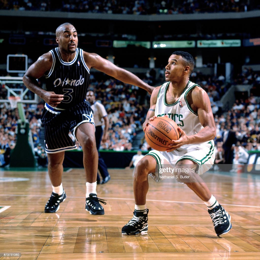 New York Knicks Dennis Scott