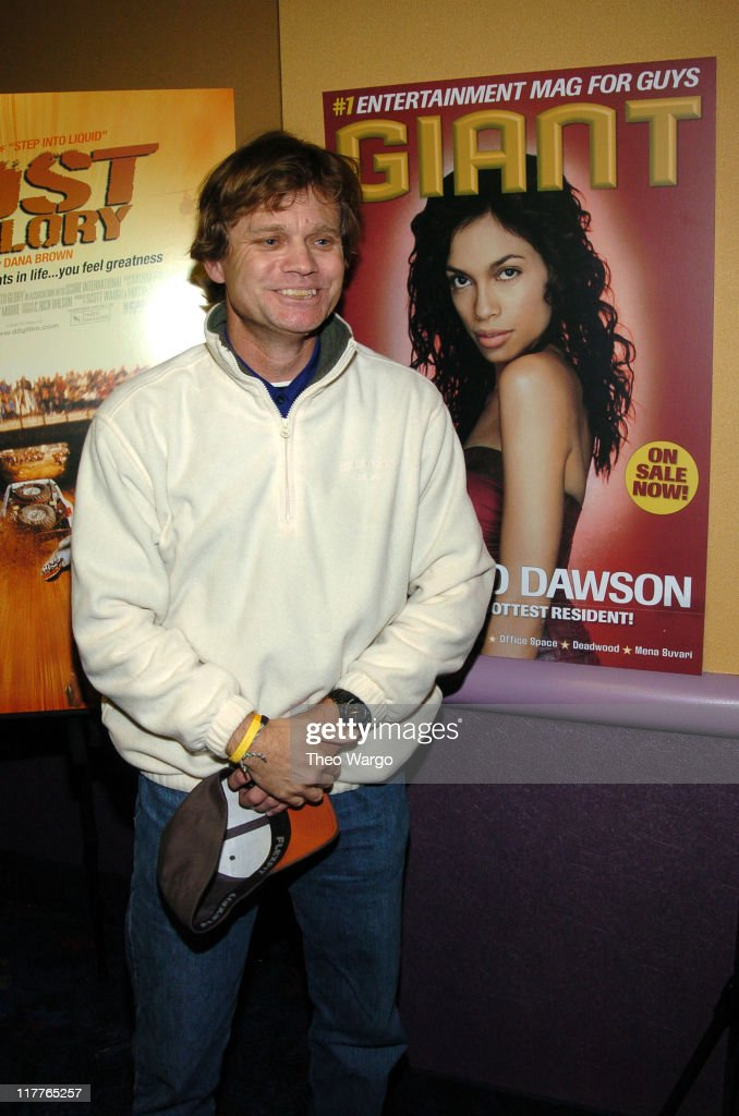 <a gi-track='captionPersonalityLinkClicked' href=/galleries/search?phrase=Dana+Brown&family=editorial&specificpeople=234873 ng-click='$event.stopPropagation()'>Dana Brown</a>, director during 'Dust to Glory' New York City Premiere and After Party at United Artist Union Square and La Palapa Rockola in New York City, New York, United States.