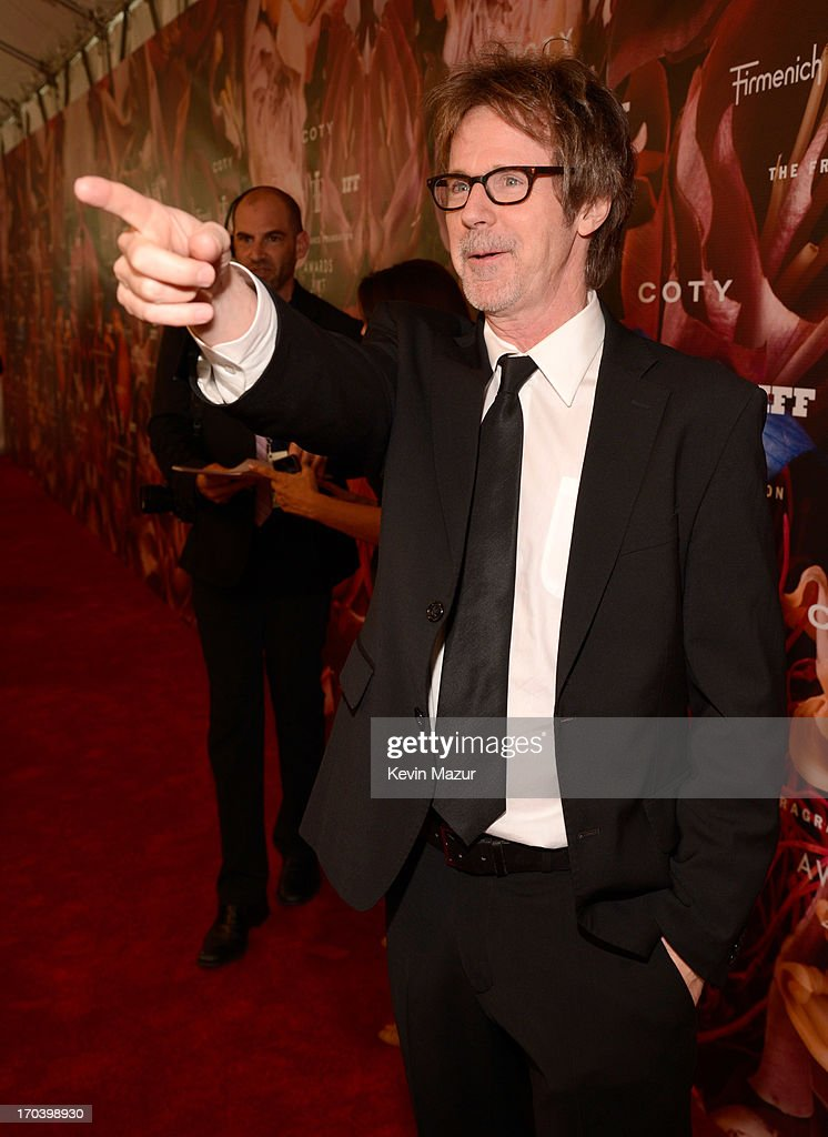 <a gi-track='captionPersonalityLinkClicked' href=/galleries/search?phrase=Dana+Carvey&family=editorial&specificpeople=220372 ng-click='$event.stopPropagation()'>Dana Carvey</a> attends the 2013 Fragrance Foundation Awards at Alice Tully Hall at Lincoln Center on June 12, 2013 in New York City.