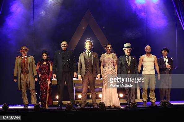 The Illusionists Turn Of The Century Tour