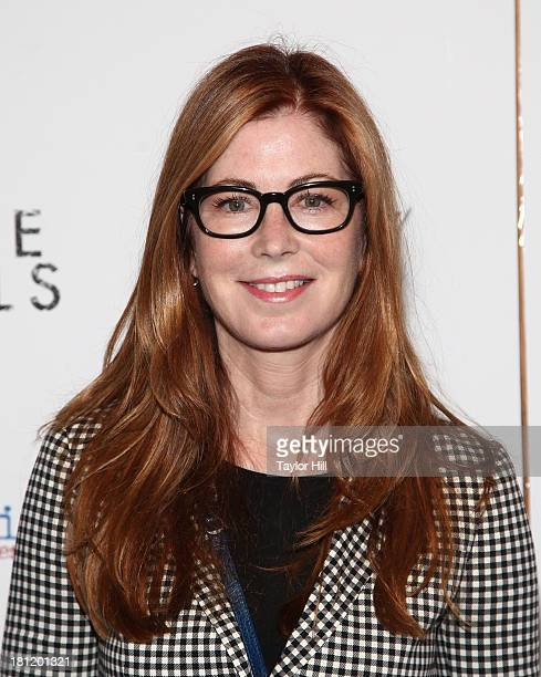 Dana Delaney attends the 'Muscle Shoals' New York screening at Landmark Sunshine Cinemas on September 19 2013 in New York City