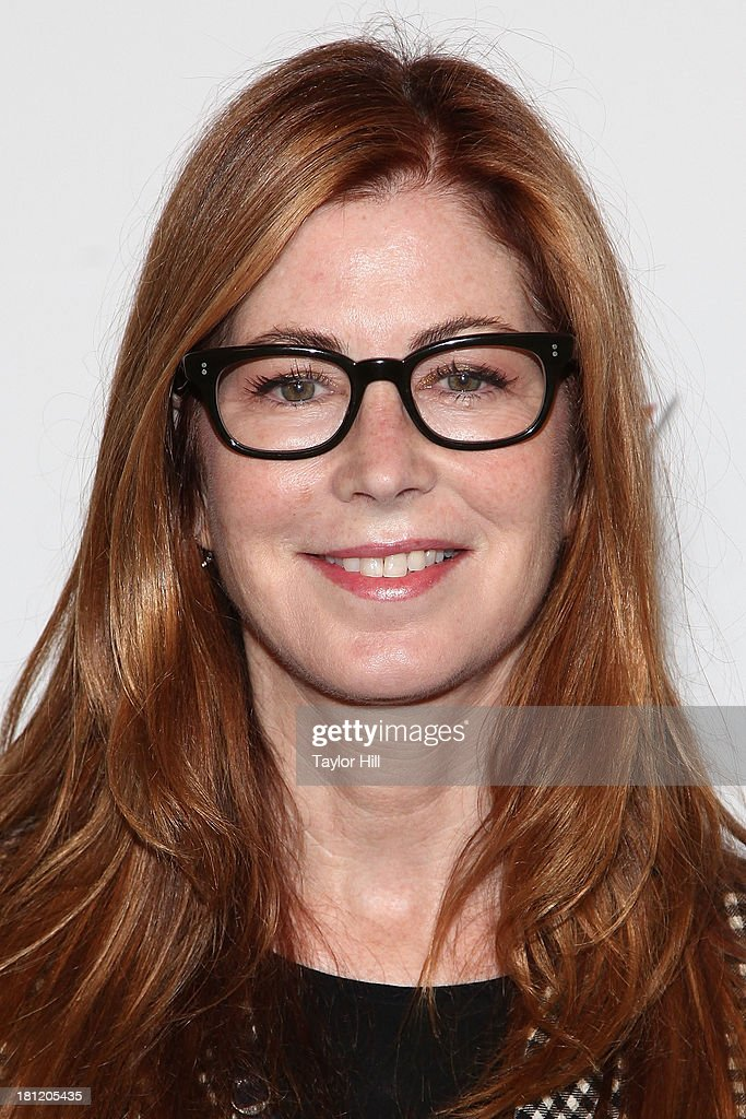Dana Delaney attends the 'Muscle Shoals' New York screening at Landmark Sunshine Cinemas on September 19, 2013 in New York City.