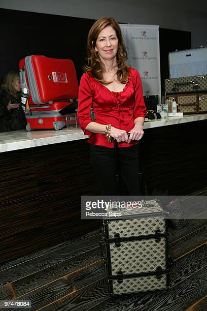 Dana Delany at Backstage Creations Celebrity Retreat at Haven360 at Andaz Hotel on March 5 2010 in West Hollywood California
