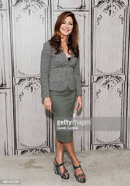 Dana Delany attends AOL Build to discuss 'Hand of God' at AOL Studios on August 18 2015 in New York City