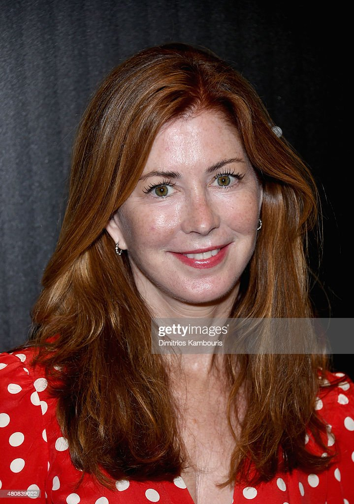 Dana Delany attends Sony Pictures Classics 'Irrational Man' premiere hosted by Fiji Water, Metropolitan Capital Bank and The Cinema Society on July 15, 2015 in New York City.