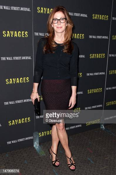 Dana Delany attends the 'Savages' New York Premiere at SVA Theater on June 27 2012 in New York City
