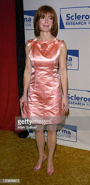Dana Delany during 13th Annual 'Cool Comedy – Hot Cuisine' Benefit for Scleroderma Research Arrivals at Regent Beverly Wilshire Hotel in Beverly...