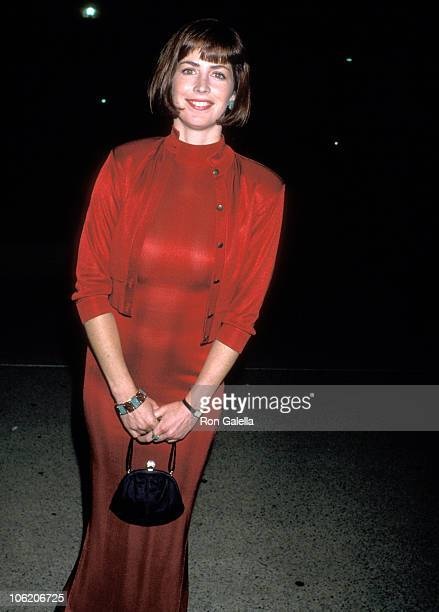Dana Delany during 41st Annual Primetime Emmy Awards Rehearsals at Pasadena Civic Auditorium in Pasadena California United States
