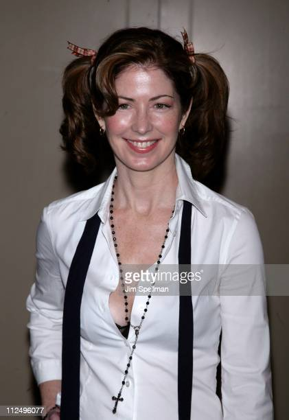 Dana Delany during Bette Midler's New York Restoration Project's 'Hulaween' Gala at Waldorf Astoria in New York City New York United States