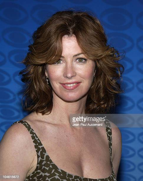 Dana Delany during CBS Summer 2002 Press Tour Party at Ritz Carlton Hotel in Pasadena California United States